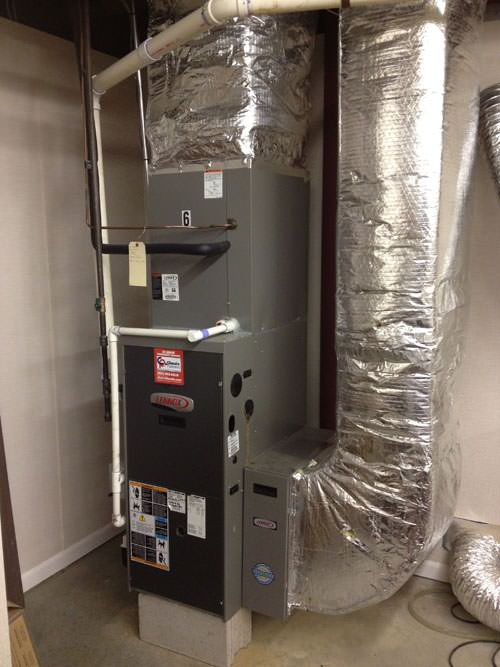 Gas Heating Systems in Canyon, Pampa, Amarillo, TX | Natural and ...